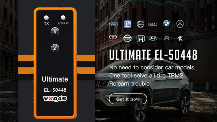 vxdas el 50448 副本 VXDAS EL 50448 GM TPMS Reset Activation Tool Review