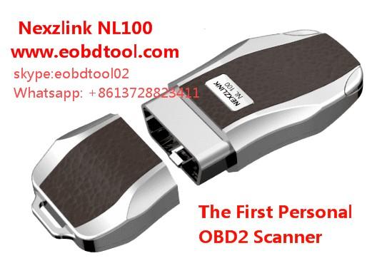 Nexzlink NL100 Nexzlink NL100 New Generation Car Code Reader