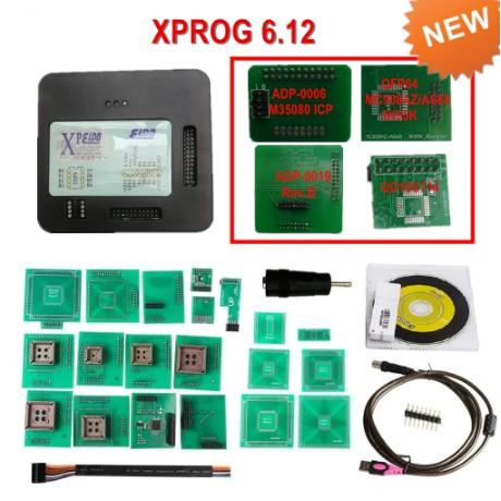 Xprog 6.21 Xprog M 6.21 Xprog Full 6.21 Xprog 6.12 ELDB V6.12 XPELDB V6.12 Xprog Full Best Offer