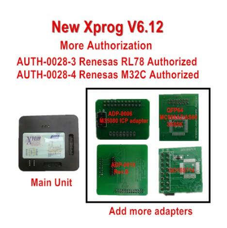 Xprog 6.21 Xprog 6.12 ELDB V6.12 XPELDB V6.12 Xprog Full Best Offer