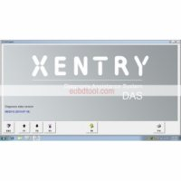 V2018.9 MB Star Diagnostic SD Connect Xentry/Das Software Installed on Win7 32 bit HDD