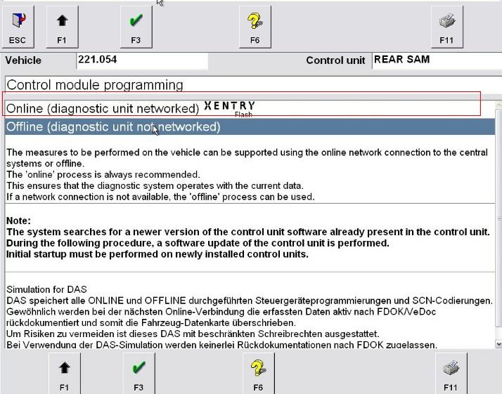 star c3/c4 Online scn coding