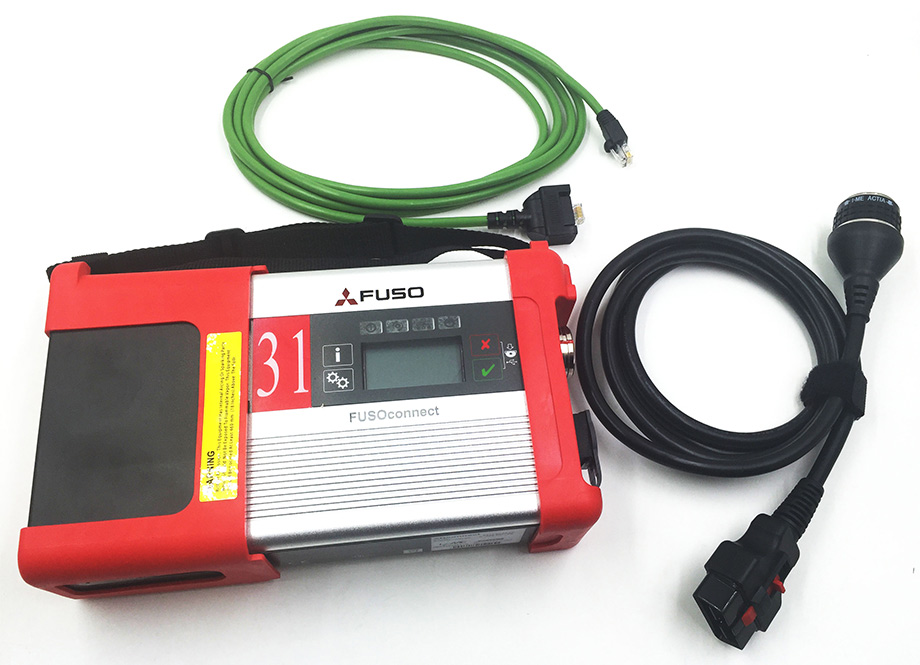 wireless SD Connect C5 diagnostic tool