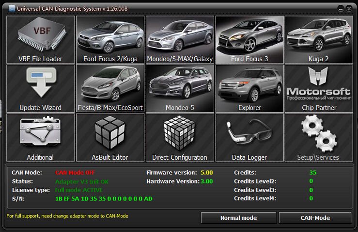 20170111173531 32193 UCDS Ford Diagnostic Adapter Software Free Download