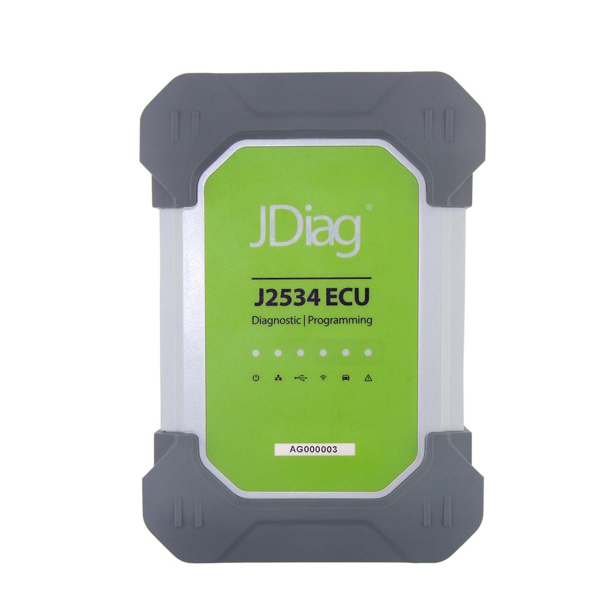 JDiag Elite II Pro Jdiag J2534 Universal Diagnostic Tool For Diagnostic & ECU Programming