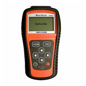 Supplier Autel MS509 Code Reader MS 509 Code scanner