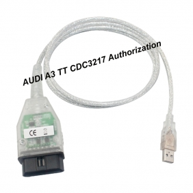 Supplier AUDI A3 TT CDC3217 Authorization for VAG KM IMMO TOOL and Micronas OBD TOOL CDC32XX