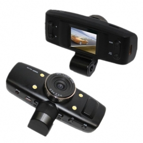 Supplier Neutral GS1000 Car DVR Car Viedeo Recorder With GPS 1920*1080P 30 FPS