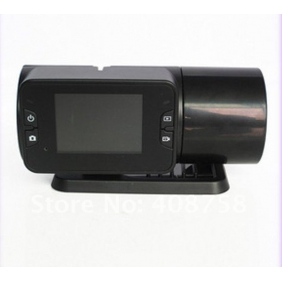 Supplier H190 8 lights night vision 150 degree car recorder car dvr camera