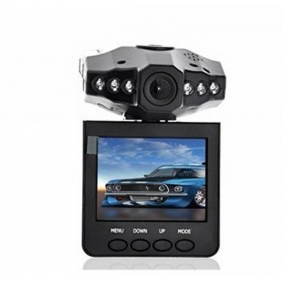 "Supplier 2.5"" Night Vision Seamless Recording Car DVR Video Recorder"