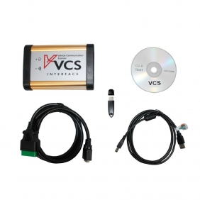 Supplier VCS Vehicle Communication Scanner Interface Bluetooth Version