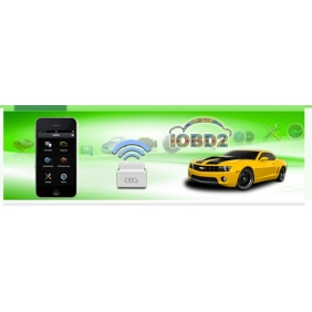 Supplier iOBD2 Diagnostic tool for Iphone/Smart phones By Wifi/Bluetooth