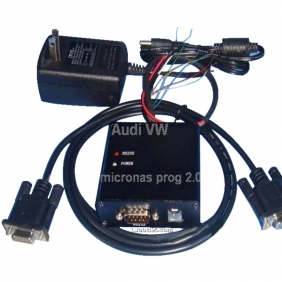 Supplier Audi VW micronas and Fujitsu programmer 2.0
