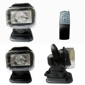 Supplier HID SPOTLIGHT 360º SPOT LIGHT LAMP SEARCHLIGHT BOAT CAR WIRELESS REMOTE 75W