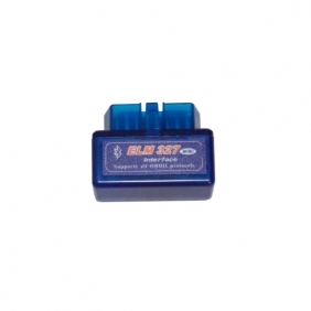 Supplier MINI ELM327 V2.1 Bluetooth Version ELM327 OBDII Diagnostic Tool For Android