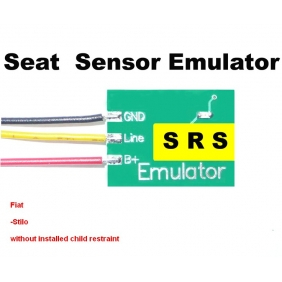 Supplier SRS 4 Fiat Seat Sensor Emulator