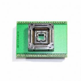 Supplier PLCC44 socket adapter for chip programmer