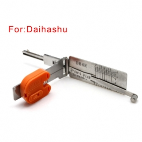 Supplier Smart DH4R 2 In1 Auto Pick And Decoder