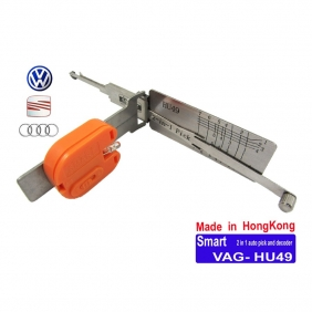 Supplier VAG HU49 2 in 1 Auto Pick and Decoder
