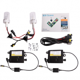 Supplier 100W 12V SLIM HID XENON CONVERSION KIT H1 H3 H4 H7 9005 9006 H8/H9/H11 9004/9007 H13 AC 12V