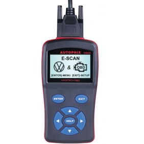 Supplier AUTOPHIX E-SCAN ES620 Scanner Support OBD2 VW Protocols(including UDS Protocols)