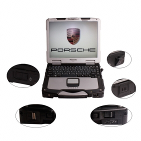 Supplier Piwis Tester 2 for Porsche with Panasonic CF30 Tablet Installed V18.150.500 Software Full set Ready to Use