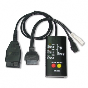 Supplier OBD2 CAN BUS Service Interval and Airbag Reset Free Shipping