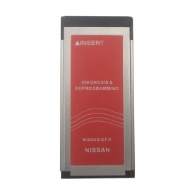 Supplier Nissan Consult 3 and Nissan Consult 4 GTR Card