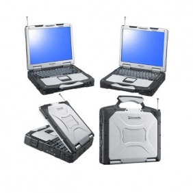 Supplier High specification CF-30 2015.03 MB SD Connect Compact 4 Star Diagnosis with Panasonic toughbook CF-30 MK2 touch screen used in military