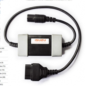 Supplier ISUZU 24V Adaptor Type II  for GM TECH 2