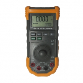 Supplier New YH-718 Loop Volt and MA Signal Source Process Calibrator Meter Tester
