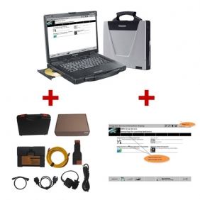 Supplier BMW ICOM A2+B+C with Panasonic CF-52 Toughbook with 2014.07 Software Full Set