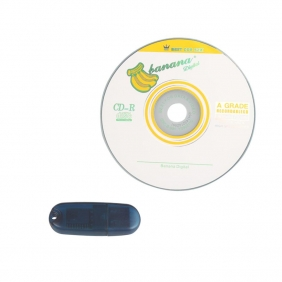 Supplier SAAB TIS2000 CD And USB Key For GM TECH2 SAAB Car Model