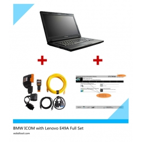Supplier BMW ICOM with Brand New Lenove E49A 2015.05 Software full set Ready to use