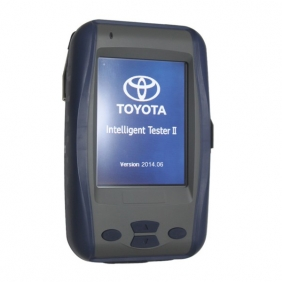 Supplier Toyota Denso IT2 V2017.1 Toyota Intelligent Tester2 for Toyota and Suzuki