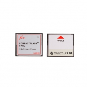 Supplier Launch X431 CF Memory Card 1G Compactflash Card