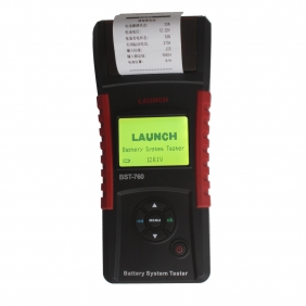 Supplier Launch BST-760 Battery Tester in Mainland China