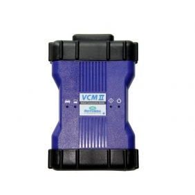 Supplier 2014 New Land Rover VCM II Diagnostic Scanner for LandRover & Jaguar VCM2 VCMII V137 JLR