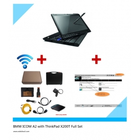 Supplier WIFI BMW ICOM A2+B+C CISCO Router ThinkPad X200T Touch Screen with latest 2014.07 Rheiggold Software
