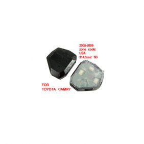 Supplier Toyota camry remote 3 button 314.3MHZ (2005-2009)