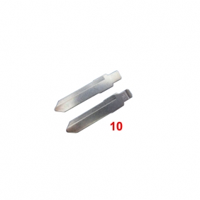 Supplier Suzuki Key Blade 10pcs/lot