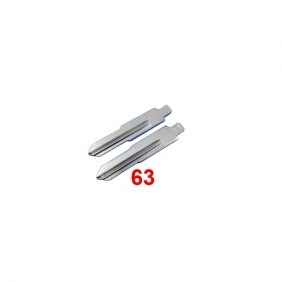 Supplier QQ6 Remote Key Blade 10pcs/lot