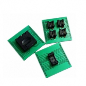 Supplier UP818 UP828 BGA105 programming socket BGA105 solder adapter