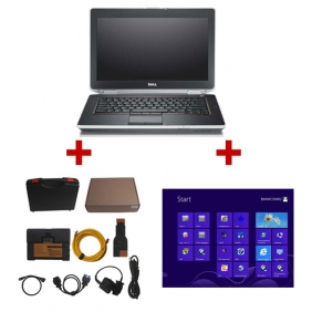 Supplier BMW ICOM A2BC with WIN 8 ICOM Software Installed on Dell E6420 Full Set Read to Use
