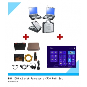 Supplier BMW ICOM A2BC with WIN 8 ICOM Software Installed on Panasonic CF-30 Full Set Read to Use