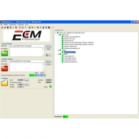Supplier New Version ECM TITANIUM V1.61 with 18475 Driver
