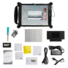 Supplier EVG7 DL46/HDD500GB/DDR4GB Diagnostic Controller Tablet PC (Can work with BMW ICOM)