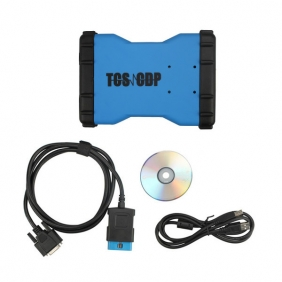 Supplier 2013.03V TCS CDP For Cars/Trucks TCS CDP Pro+ Diagnostic Tools with Bluetooth