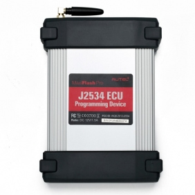 Supplier New Arrival Autel MaxiFlash Pro J2534 ECU Programming Tool Works with Maxisys 908/908P