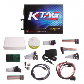 Supplier K-TAG master K-tag cpr V2.11 ECU Programming Tool with unlimited token KTAG Hardware V6.070